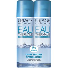 Uriage Eau Thermale Water Spray - Ιαματικό Νερό, 2x150mL