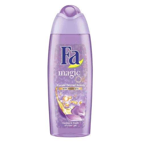 FA ΑΦΡΟΛΟΥΤΡΟ MAGIC OIL ORCHID 250ML