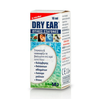 INTERMED - Dry Ear - 10ml