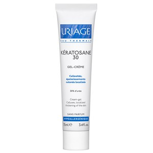 Uriage keratosane gel cream 75ml
