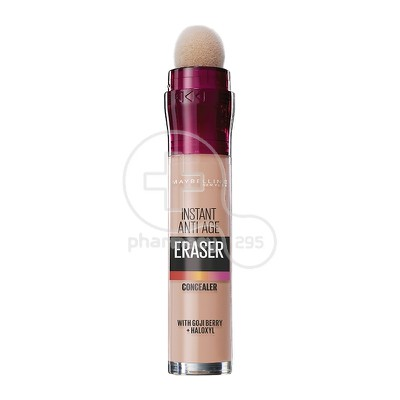 MAYBELLINE - INSTANT ERASER AGE REWIND Concealer (Honey) - 6ml