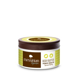 Messinian Spa Body Butter λεμόνι & σύκο 250ml