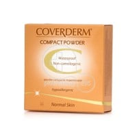 COVERDERM - COMPACT POWDER Normal Skin No4Α - 10gr