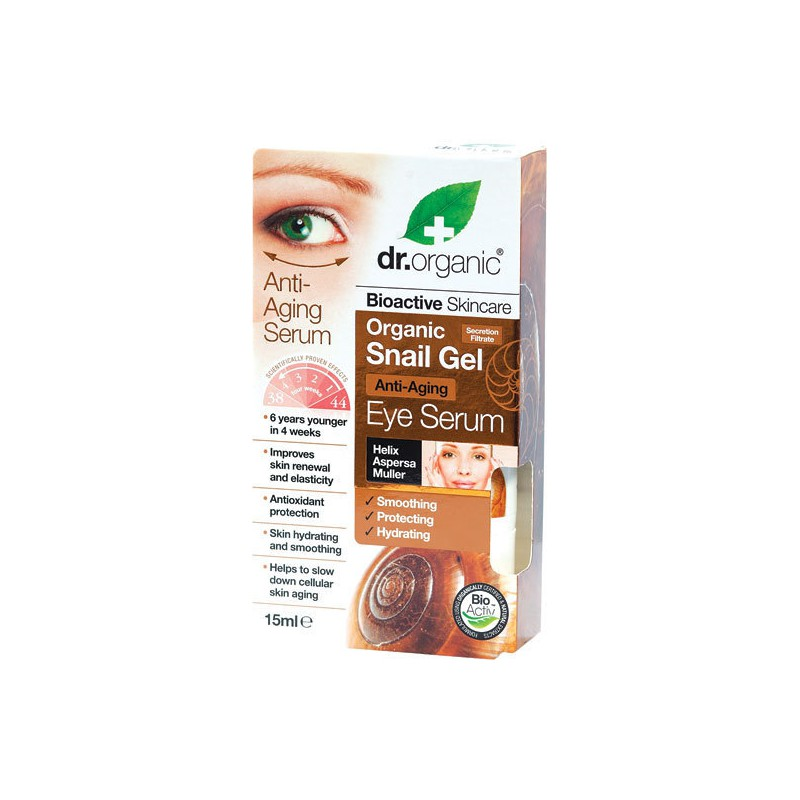 Organic Snail Gel Eye Serum