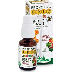 Specchiasol propoli plus e.p.i.d. junior 15ml