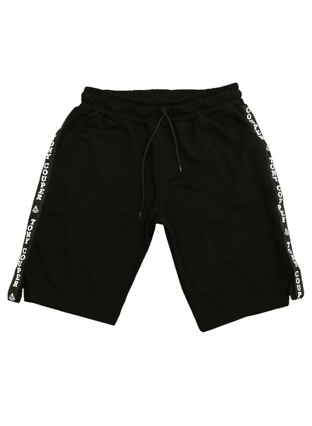 TONY COUPER BLACK GROSS SHORTS