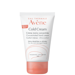 Avene cold cream creme mains concentree