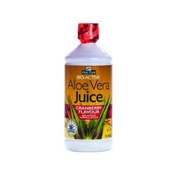 Aloe Vera Juice with Cranberry 1000ml