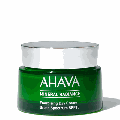AHAVA Mineral Radiance Energizing Day Cream SPF15 50ml