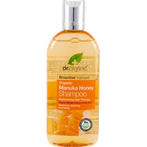 Dr organics manuka honey shampoo 265ml