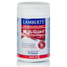 Lamberts Multi Guard High Potency - Πολυβιταμίνη, 90 tabs