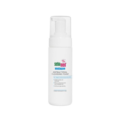 Sebamed - Clear Face Antibacterial Cleansing Foam - 150ml