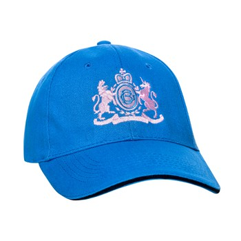 Light Blue Jockey Hat