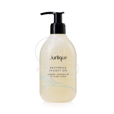 JURLIQUE - RESTORING Shower Gel Lemon, Geranium, Clary Sage - 300ml