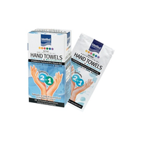 INTERMED REVAL HAND TOWELS PACK 10ΤΕΜ