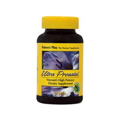 Nature's Plus Ultra Prenatal 90 tablets