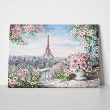 Summer in paris painting 535276891 a