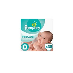 Pampers Procare Premium Protection Size 0 (1-2.5kg) 38 Diapers