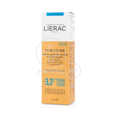 LIERAC - SUNISSIME APRES SOLEIL Serum Reparateur SOS Anti-Age Global - 30ml