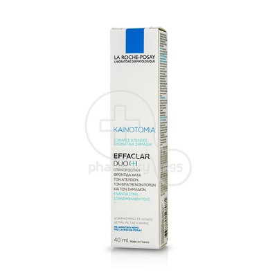 LA ROCHE-POSAY - EFFACLAR Duo [+] - 40ml Oily/Acne prone skin