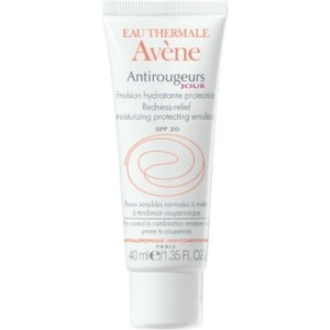 Antirougeurs jour moisturising and protective rich cream for normal  mixed sensitive skin spf20  40ml