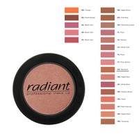 RADIANT BLUSH COLOR No119-RED EARTH