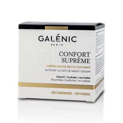 GALENIC - NEW CONFORT SUPREME Creme Haute Nutrition Nuit - 50ml