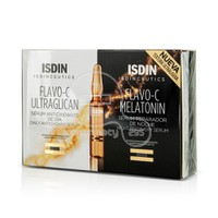 ISDIN - FLAVO-C Ultraglican & Melatonin (10x2ml ultraglican & 10x2ml melatonin)