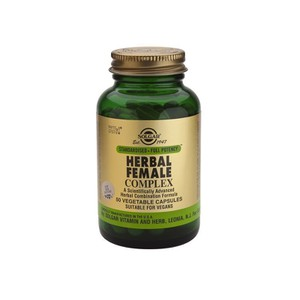 Solgar herbal female complex
