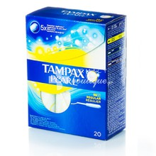 Tampax Pearl REGULAR - Ταμπόν, 20τμχ