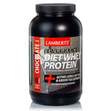 Lamberts DIET WHEY PROTEIN CHOCOLATE - Σοκολάτα, 1000gr
