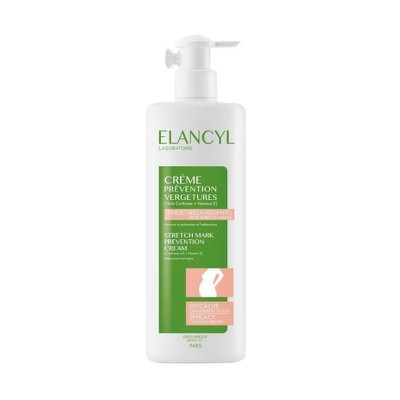 Elancyl - Prevention Vergetures Creme - 500ml