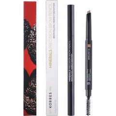 Korres Minerals Precision Brow Pencil 03 Ελαφριά Απόχρωση 0,2g