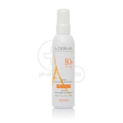 A-DERMA - PROTECT Spray tres Haute Protection SPF50+ - 200ml