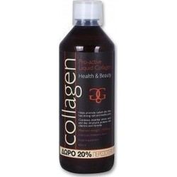Collagen Power Pro Active Liquid Collagen strawberry 500ml