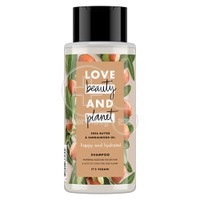 LOVE BEAUTY AND PLANET - Σαμπουάν Shea Butter & Sandalwood oil - 400ml