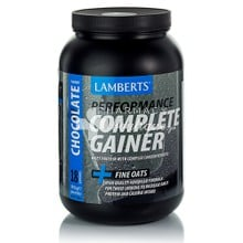 Lamberts COMPLETE GAINER CHOCOLATE - Σοκολάτα, 1816 gr