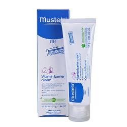 Mustela Bebe Vitamin Barrier Cream 50ml