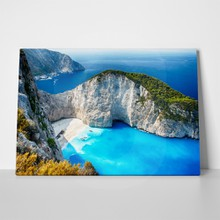 Shipwreck beach zakynthos greece 779873236 a