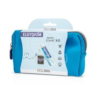 ELGYDIUM - Dental Travel Kit (μπλε νεσεσερ)