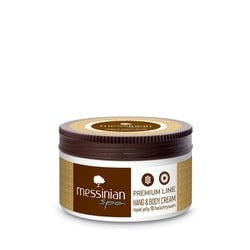 Messinian Spa Premium Line Hand & Body Cream με Βασιλικό Πολτό 250ml