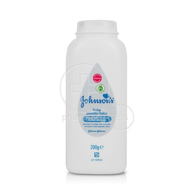JOHNSON & JOHNSON - BABY Powder - 200gr