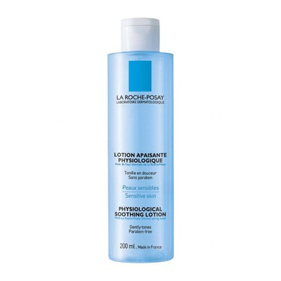 La Roche Posay - Lotion Apaisante Physiologique, Καταπραϋντική Λοσιόν Ντεμακιγιάζ - 200ml
