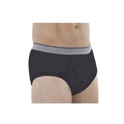Wearever For Men Premium Underwear Αντρικό Εσώρουχο Ελαφριάς Ακράτειας (Έως  120) Large Χρώματος Γκρι bbd147f50c2
