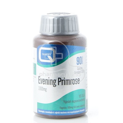 QUEST - EVENING PRIMROSE 1000mg 90caps