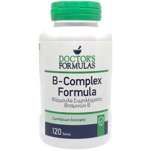 Doctor s formula b complex 120tabs