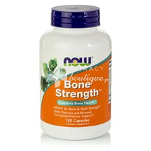 Now Bone Strength - Οστά, 120caps