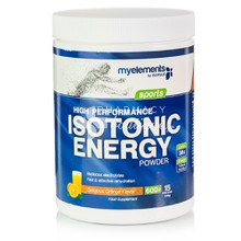 My Elements Isotonic Energy Powder Πορτοκάλι, 600gr