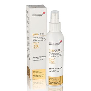 Suncare spf 30 high spray swisscare