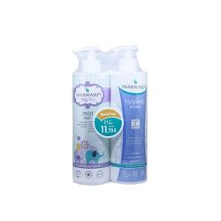 Pharmasept Hygienic Shower 500ml + Pharmasept Baby Mild Bath 500ml